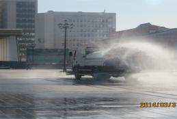 Гудамж талбайн усалгаа чийгшүүлэлтийн ажил эхэллээ