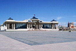 Бямба, ням гаригт Чингисийн талбайд тээврийн хэрэгслийн татвараа төлөх боломжтой