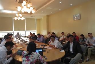Улаанбаатар хотын ерөнхий менежерийн шуурхай зөвлөгөөнөөр өгч буй үүрэг даалгавар 08-21