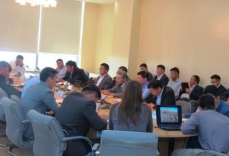 Улаанбаатар хотын ерөнхий менежерийн шуурхай зөвлөгөөнөөр өгч буй үүрэг даалгавар 11-06