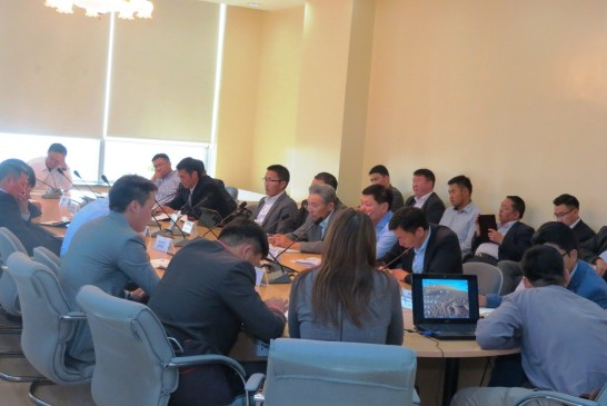 Улаанбаатар хотын ерөнхий менежерийн шуурхай зөвлөгөөнөөр өгч буй үүрг даалгавар 8 сарын 19