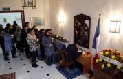 Нийслэлийн нутгийн захиргааны байгууллагын албан хаагчид Францын ард түмэнд эмгэнэл илэрхийллээ