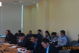 Улаанбаатар хотын ерөнхий менежерийн шуурхай зөвлөгөөнөөр өгч буй үүрэг даалгавар 05 сарын 13