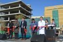 Шастины нэрэмжит төв эмнэлгийн урд талын 300 метр урттай 5830 метр квадрат талбайтай авто зогсоол ашиглалтанд орлоо
