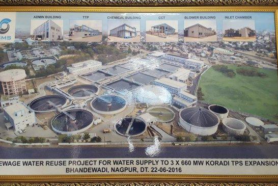 Улаанбаантаар хотын ерөнхий менежер БНЭУ-ын Нагпур хотын цэвэрлэх байгууламжаас гарах бохир усыг эргүүлэн ашиглах системтэй танилцлаа