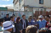 Нийслэлийн удирдлагууд Улаанбаатар хотын Баянзүрх дүүргийн 20, 23-р хорооны иргэдтэй уулзлаа