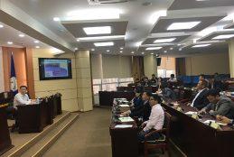 Улаанбаатар хотын ерөнхий менежерийн шуурхай зөвлөгөөнөөр өгч буй үүрэг даалгавар 08 -р сарын 04 өдөр
