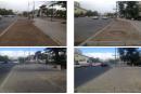 Нийслэлийн 15 гудамжны 9771м.кв сул шороон хөрстэй талбайг хатуу хучилттай болгоод байна