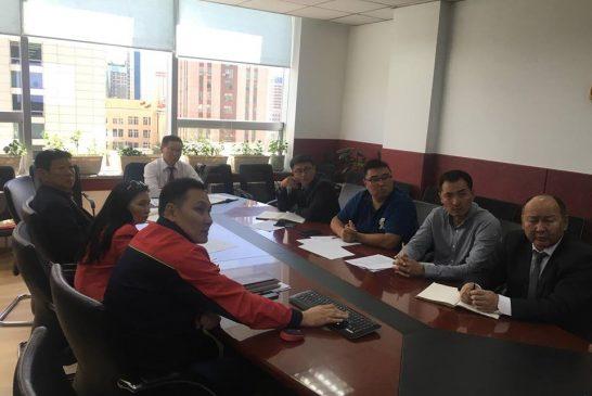 Улаанбаатар хотын Ерөнхий менежер Т.Гантөмөрөөр ахлуулсан цахилгаан хангамжийн найдвартай ажиллагааг хангуулах ажлын хэсэг байгуулагдлаа.