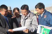 Нийслэлийн Засаг дарга бөгөөд Улаанбаатар хотын Захирагч С.Батболд МАНАЙ ХОРОО-МИНИЙ ГУДАМЖ аяны хүрээнд дүүргүүдэд хийгдсэн жишиг гудамж, тохижилтын ажлын явцтай танилцлаа