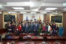 Нийслэлийн Улаанбаатар хот үүсэн байгуулагдсаны 379 жилийн ойг тохиолдуулан шагнал гардуулах ёслол боллоо