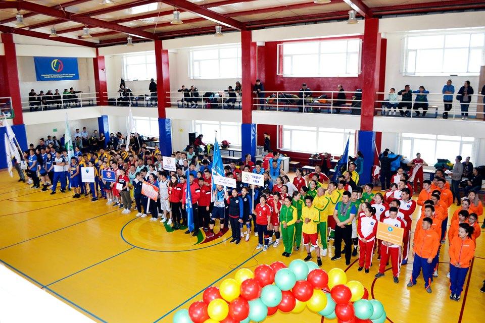 Улаанбаатар хотын Ерөнхий менежерийн нэрэмжит 4 төрөлт тэмцээн боллоо