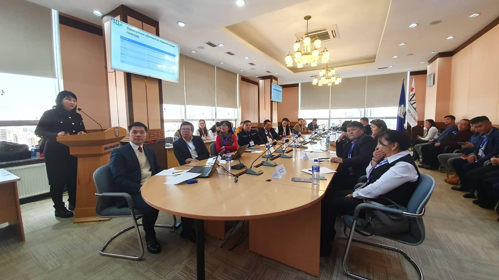 Буяны зан үйлийн холбоо ТББ-ын удирдах зөвлөлийн ээлжит хурал болж байна