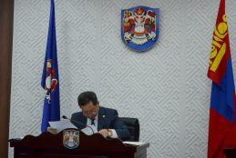 Улаанбаатар хотын Ерөнхий менежерийн шуурхай хурал боллоо