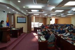 Улаанбаатар хотын Ерөнхий менежерийн 2018 оны 12 дугаар сарын 17-ны өдрийн шуурхай зөвлөгөөнөөр өгч буй үүрэг даалгавар