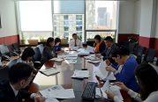 Улаанбаатар хотын Ерөнхий менежерийн зөвлөлийн энэ оны гуравдугаар хурал боллоо