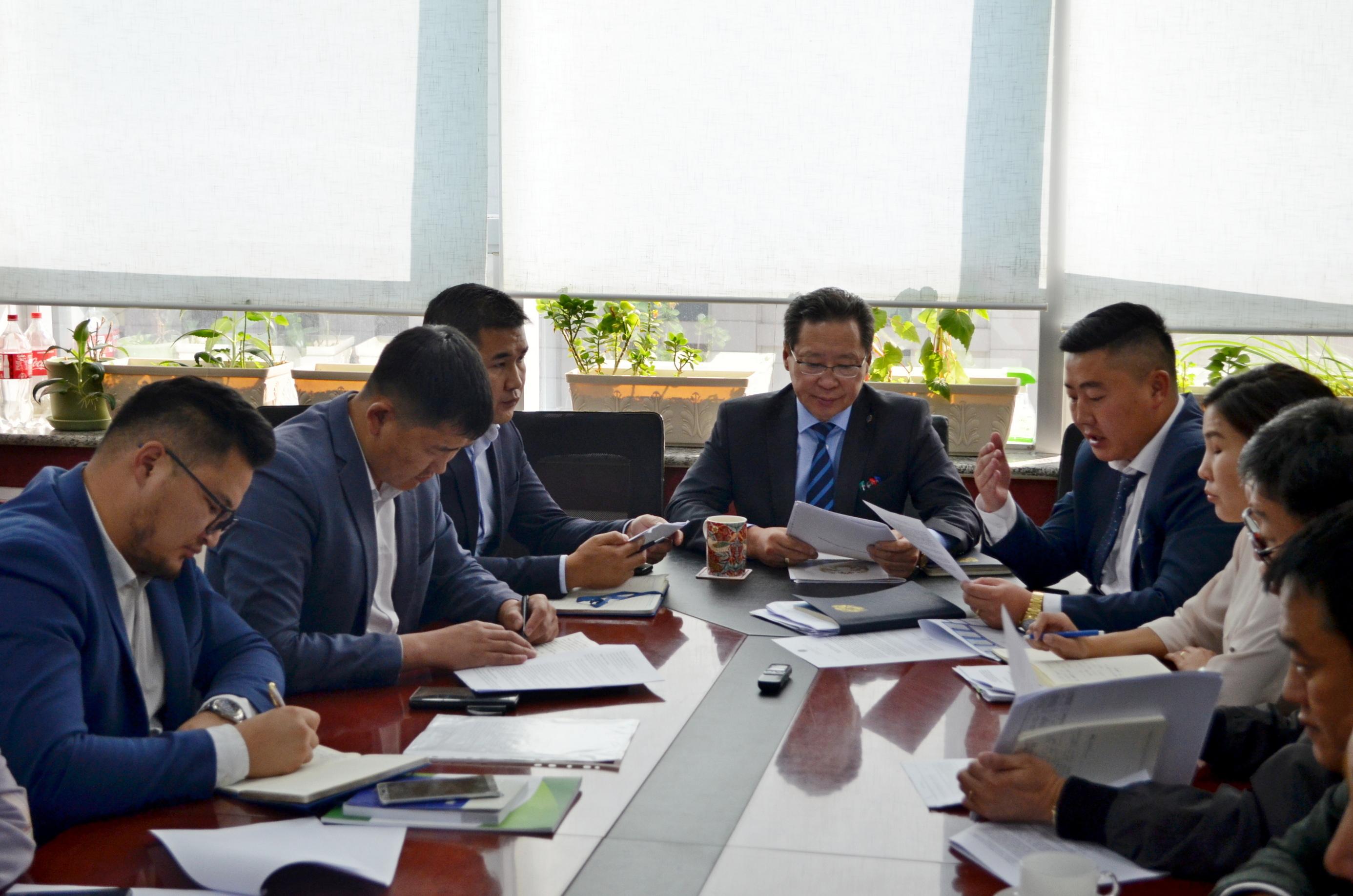 Улаанбаатар хотын төвлөрсөн дулаан хангамжийн хүрээнд тусгай зөвшөөрөлгүйгээр үйл ажиллагаа эрхэлж буй компаниудад шалгалт хийнэ