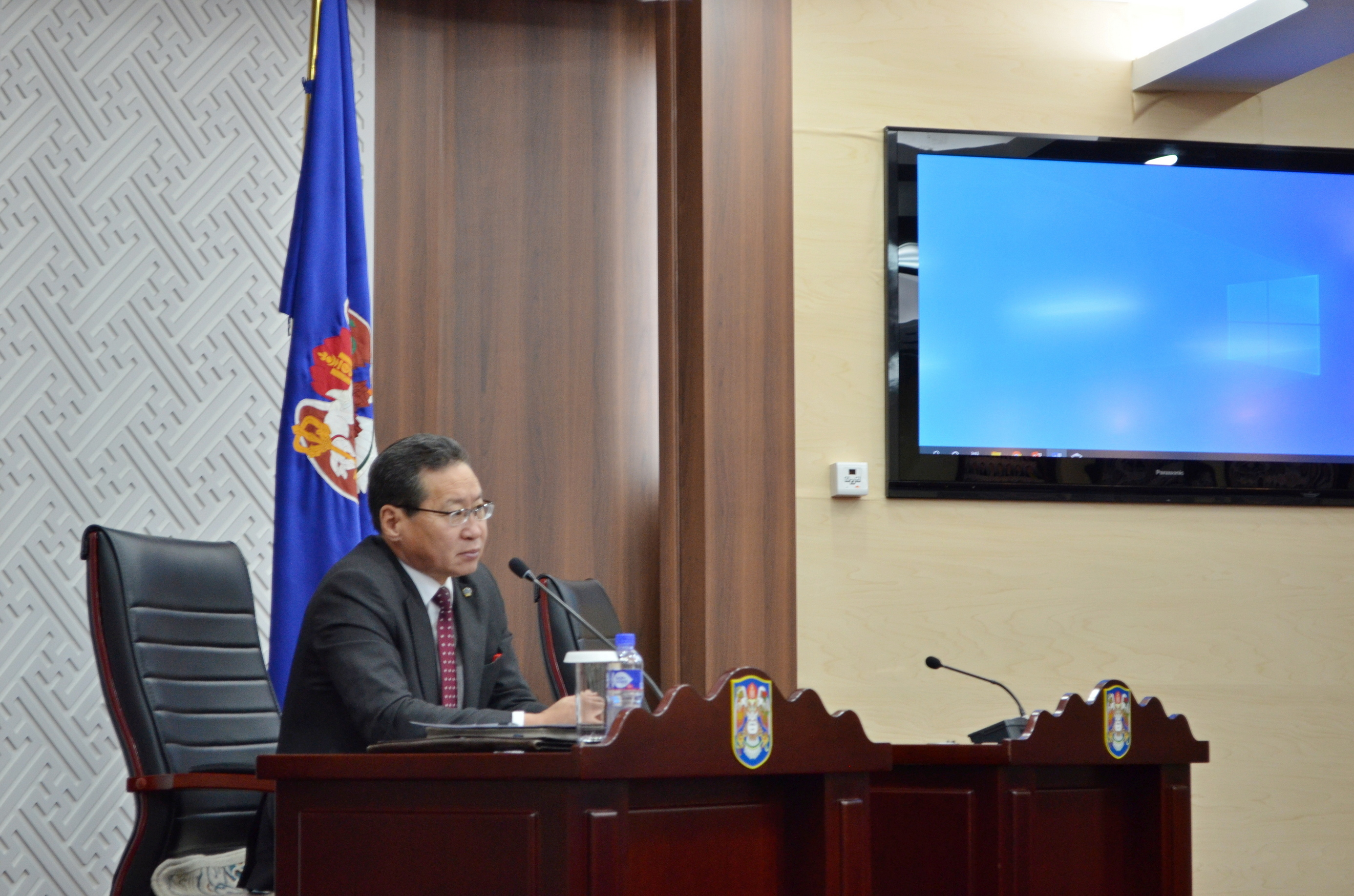 Улаанбаатар хотын Ерөнхий менежерийн 10 сарын 25-ны өдрийн шуурхай зөвөлгөөнөөр өгч буй үүрэг даалгавар