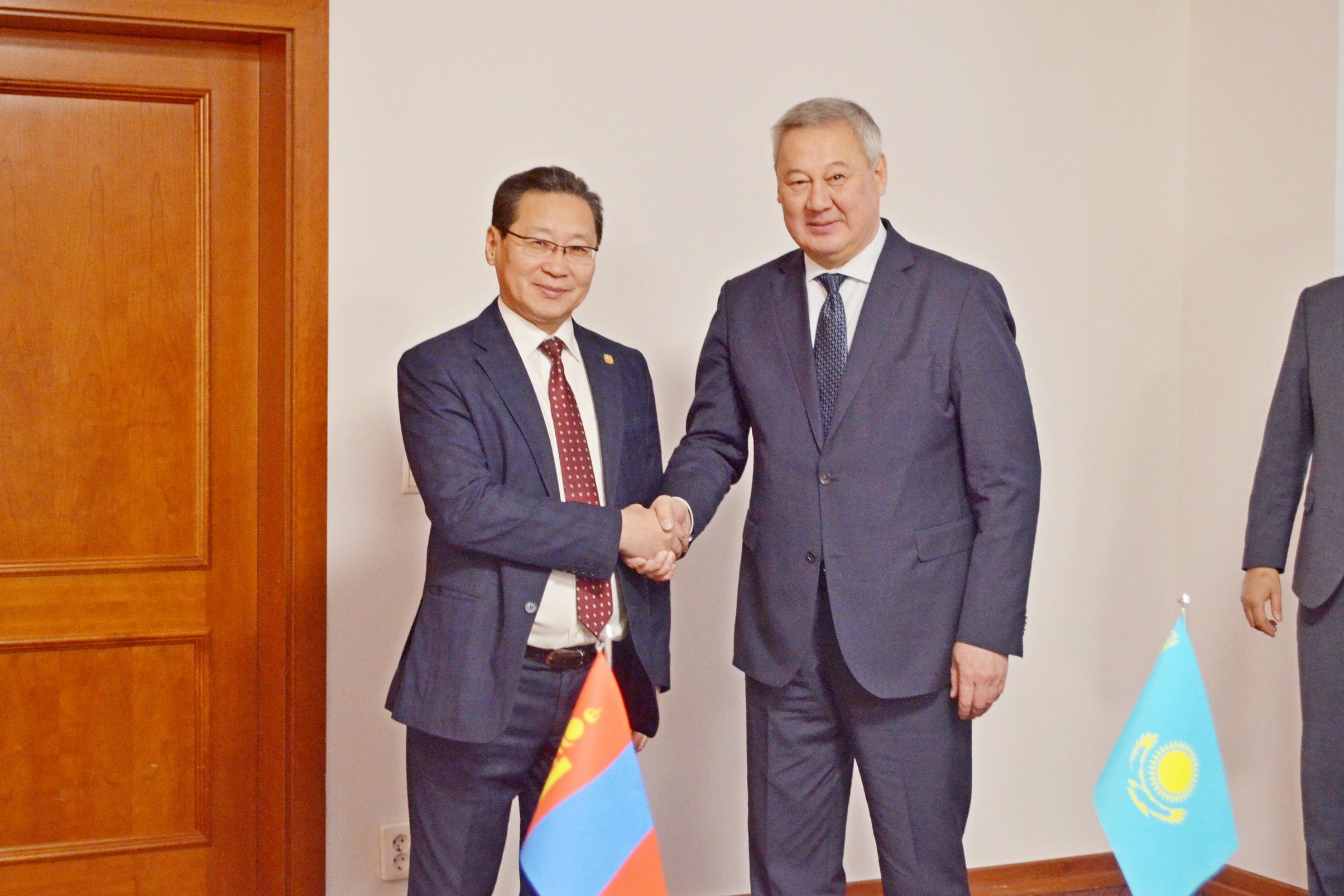 Улаанбаатар хотын Ерөнхий менежер Бүгд Найрамдах Казахстан улсын нийслэл Нур-Султан хотод ажиллаж байна