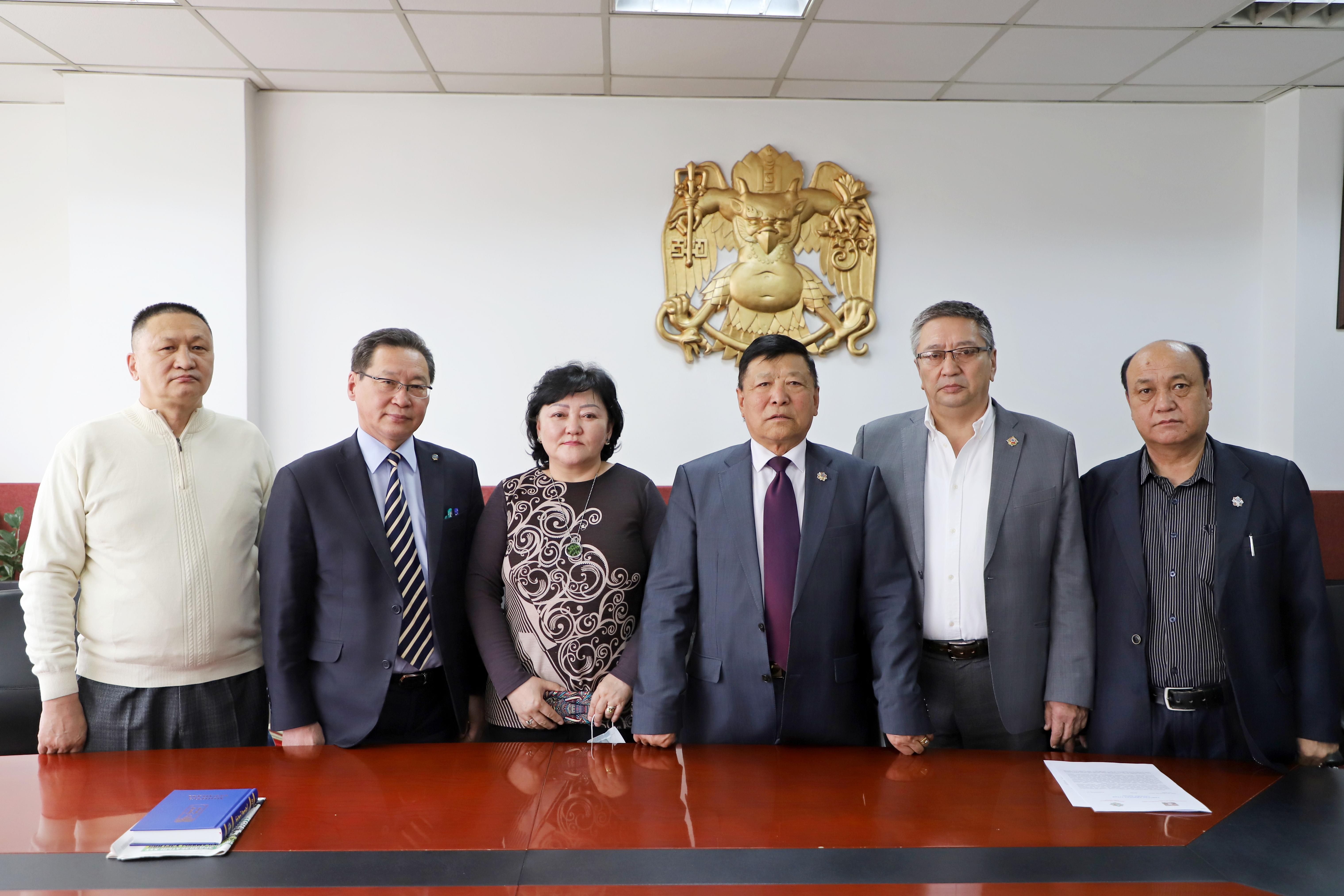 Улаанбаатар хотын Захирагчийн ажлын алба, Монгол Хурандаа Нийгэмлэг ТББ нар өнөөдөр хамтран ажиллах санамж бичиг байгууллаа